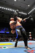 AJPW New Year Wars 2015 (Night 2) 7