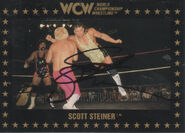 1991 WCW Collectible Trading Cards (Championship Marketing) Scott Steiner 25