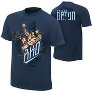 Randy Orton Viper RKO Authentic T-Shirt