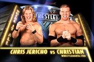 Wrestlemania 20 christian vs chris jericho