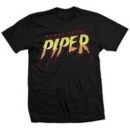 Roddy Piper Hot Rod T-Shirt