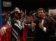 Vince McMahon & Randy Savage