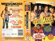 WWF Wrestlemania XII - Cover