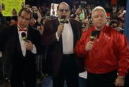 Gorilla Monsoon, Bobby Heenan & Rob Bartlett