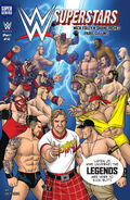 WWE Superstars Comic 9