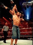 2011 Topps WWE Champions Wrestling John Cena 8