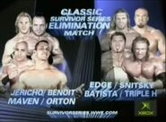 Team Orton vs Team Triple H