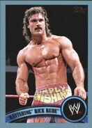 2011 WWE (Topps) Ravishing Rick Rude 97