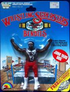 Junkyard Dog (WWF Wrestling Superstars Bendies)
