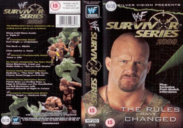 File:Survivor Series 2000 DVD.jpg