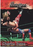 2003 WWE Aggression Charlie Haas 17
