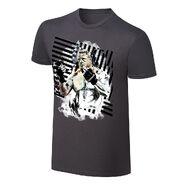 Brock Lesnar Rob Schamberger Artwork T-Shirt