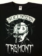 Matt Tremont Bulldozer T-Shirt