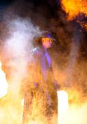 Undertaker fire