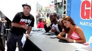SummerSlam 2013 Axxess day 2.12