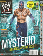 WWE Magazine September 2012