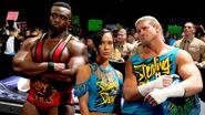 Big E Langston on SmackDown