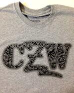 CZW Skull Logo T-Shirt
