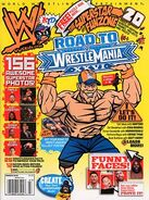 WWE Kids Magazine March 2010