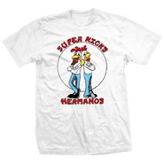 Young Bucks Superkick Hermanos Shirt