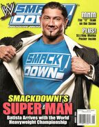 WWE Smackdown Magazine August 2005 Issue