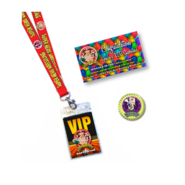 Princess Poison VIP Pass