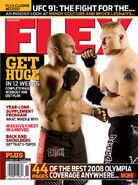 Flex Magazine - December 2008