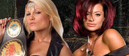 Beth Phoenix v Candice Michelle No Mercy 2008
