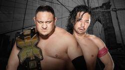 NXT BTB Joe v Nakamura