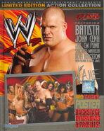Wwe magazine Kane 1