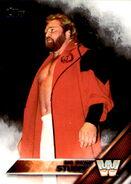 2016 WWE (Topps) Then, Now, Forever Big John Studd 154