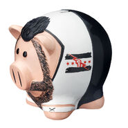 CM Punk Piggy Bank
