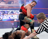 Chavo vs Kofi Kingston