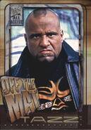 2002 WWF All Access (Fleer) Tazz 72