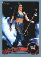 2011 WWE (Topps) Melina 74