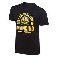 Mankind The Hardcore Legend Vintage T-Shirt