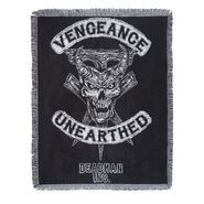 The Undertaker Tapestry Throw Blanket
