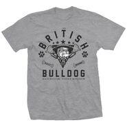 British Bulldog Weights T-Shirt