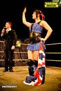 260063 Nikita Naridian in WarZone Wrestling