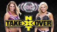 NXT Takerover Charlotte v Natalya