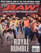 Raw Magazine Jan 2005