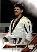 2016 WWE (Topps) Danny Davis 60