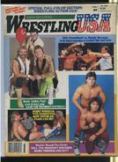 Wrestling USA - Fall 1987