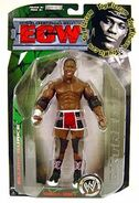 ECW Wrestling Action Figure Series 4 Elijah Burke