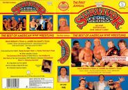 Survivor Series 1987 DVD