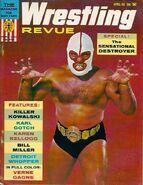 Wrestling Revue - April 1963
