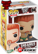 Pop WWE Vinyl - Sheamus