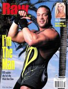 Raw Magazine October 2001