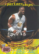 2002 WWE Absolute Divas (Fleer) D-Von Dudley 57