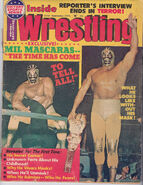 Inside Wrestling - September 1975